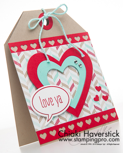 Valentines Cards 2015 1 Love Tag