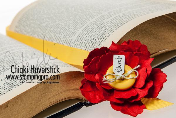 funflowerbookmark