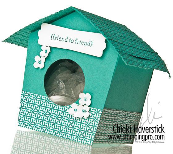 bermuda birdhouse
